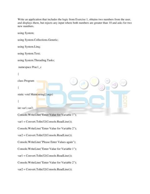 Tybscit ASP.NET Practicals 1C