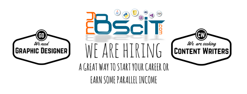 work opportunities at mybscit